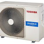 Toshiba Daiseikai 9 RAS-35