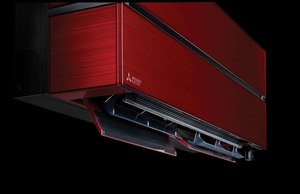 Mitsubishi Hero LN25VGR Ruby red