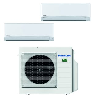 Panasonic  DUO 7.2 kW
